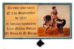 De bandiet van El Borge