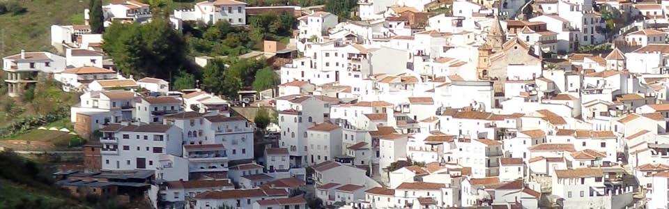 El Borge wit dorpje