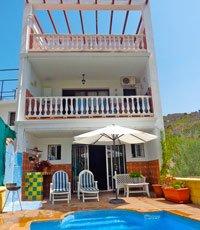 Casa Mar dorpshuis met zwembad