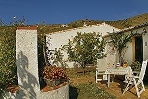 Cortijo in Zuid Spanje