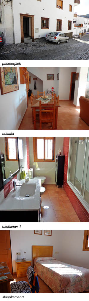 Appartement Casa Carril in el Borge