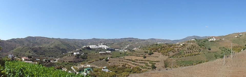 vakantiehuis Choza Tabla, uitzicht