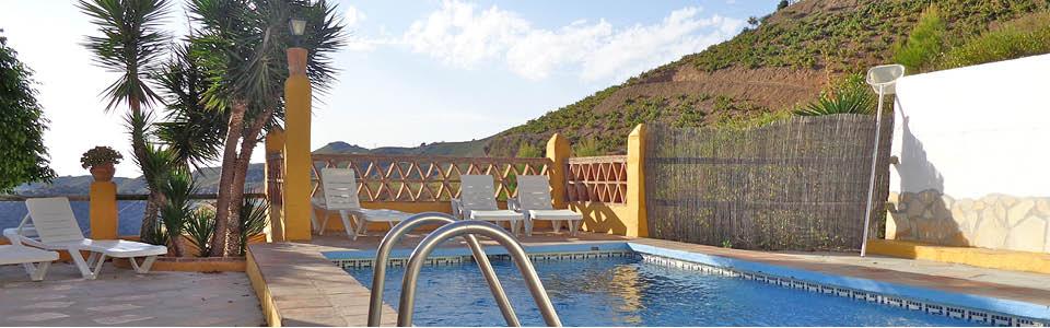 villa andalusie met zwembad
