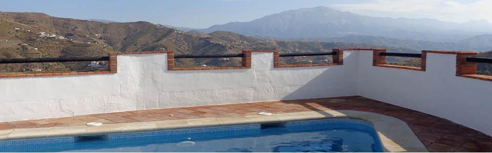 Casa Isabel indrukwekkend uitzicht