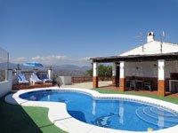 vakantiehuis andalusie Casa-Loma-Valerio super uitzicht