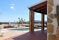 Vakantiehuis Casa Manolo prive zwembad met zeezicht