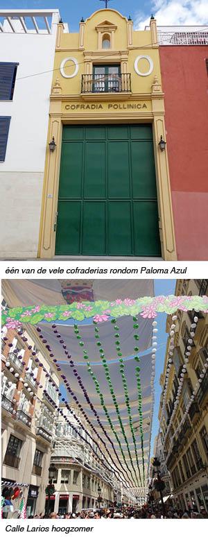 Penthouse Paloma Azul Malaga Centrum