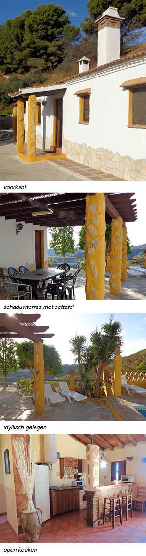 Villa Cachopin, interieur fotos rechts