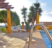 Villa Cachopin met prive zwembad zuid spanje
