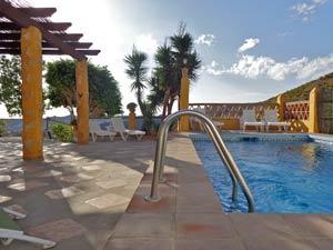 Villa Cachopin prive zwembad