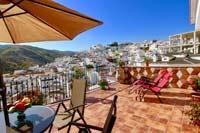 Appartement Violeta - Almachar met fantastisch terras