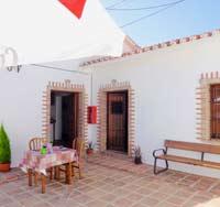 Appartementen Redondos in Almachar-overwinteren-zuid-spanje