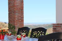 vakantiehuis Casa Conchi met zeezicht Andalusie