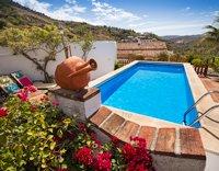 Cortijo Lagar comfortabele vakantiehuizen in Andalusie met zwembad bij El Borge