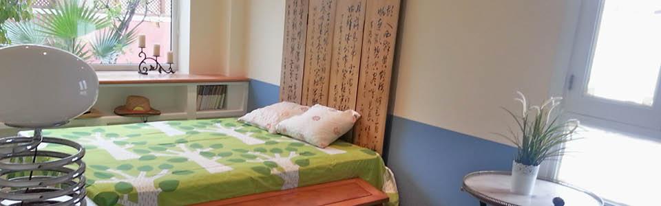 slaapkamer Penthouse Paloma Azul