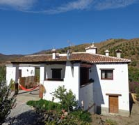 authentiek vakantiehuis Casa Rio in Andalusie