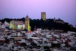 Velez Malaga 15 km van El Borge
