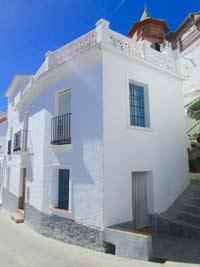 vakantiehuis Casa Aurelia in Andalusisch dorpje