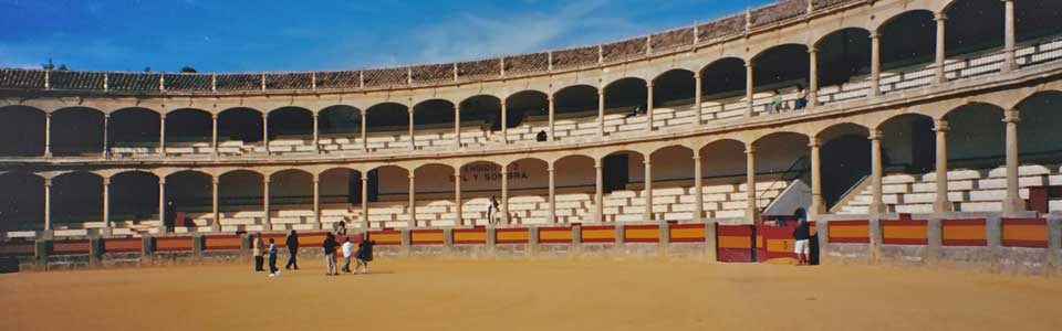 De arena van Ronda
