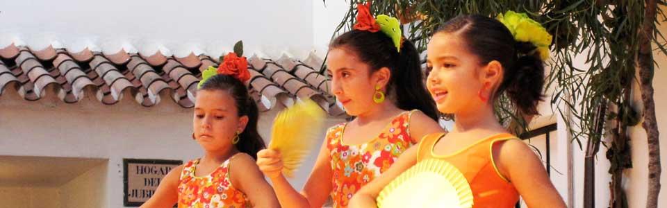 flamenco schooltje voor de kleintjes