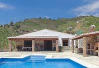 vakantiehuis Casa Hugo Zuid Spanje prive zwembad