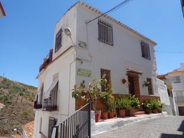 Almachar - huis in straatje