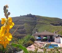 Vakantiehuizen Andalusië Casa Lagar 10 personen