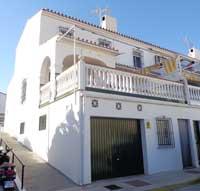 Vakantiehuizen Andalusie aan strand Casa Marino