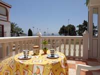 Appartement California Flor Torre del Mar aan strand zee