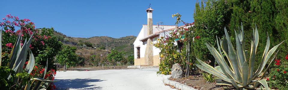 toegangspoort Villa Alberto