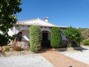 Vakantiehuis Finca Alberto met prive zwembad - Benamargosa