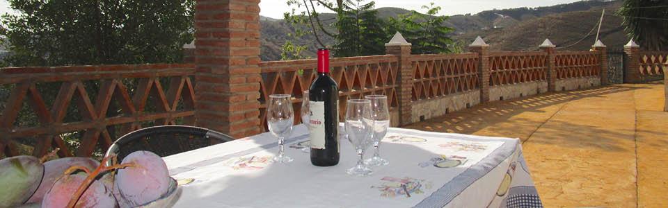 vakantiehuis Casa Saray