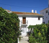 appartement Salvi in wit dorp Andalusie