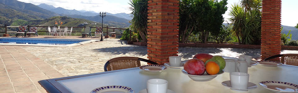 vakantiehuis Finca Marta
