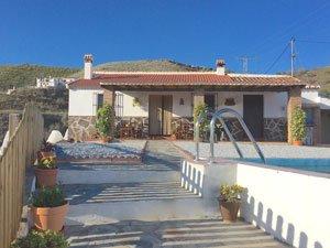 Casa Roca een wijnboerenhuis