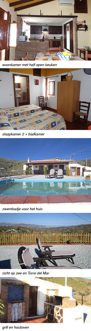 Vakantiehuis Casa Roca foto's