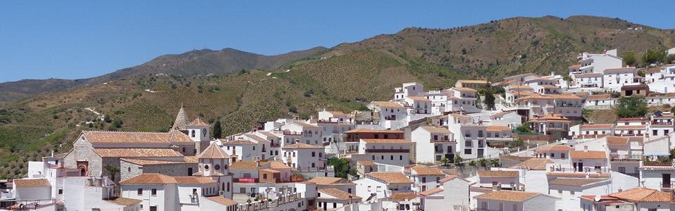 El Borge in de zomer