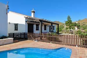 vakantiehuis Casa Carmen landelijke omgeving toch vlakbij de kust tekst foto