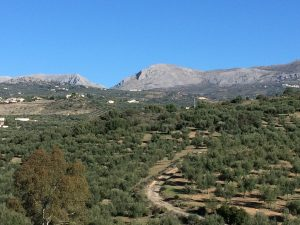 wandelvakantie Spanje, prachtige vergezichten