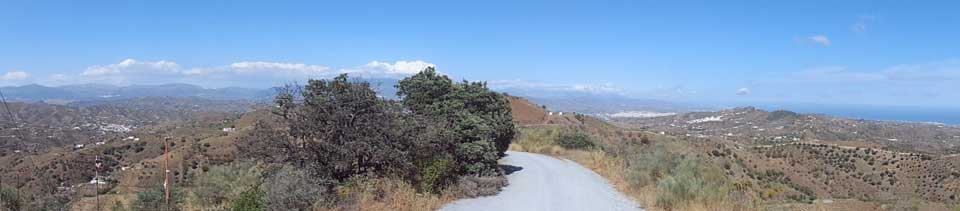 Prachtige weggetjes in Andalusie waar u met uw huurauto heerlijk kunt toeren