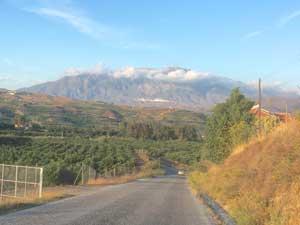 Prachtige weggetjes in Andalusie waar u met uw huurauto heerlijk kunt touren