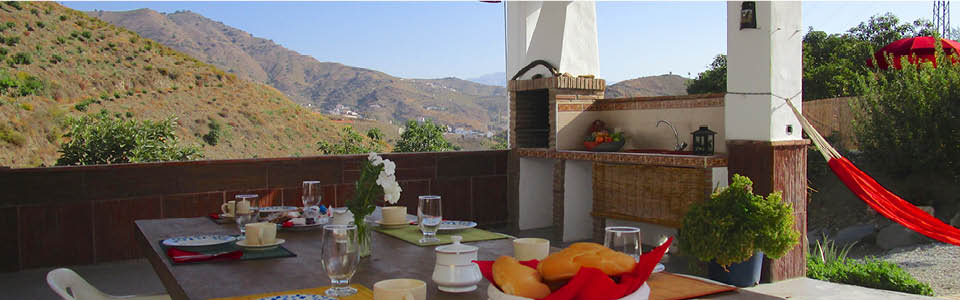 Casa Rio - Vakantiehuis in de natuur van EchtAndalusie