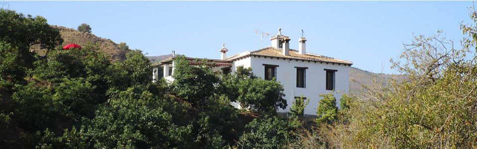 EchtAndalusie - Vakantiehuis Casa Rio in Zuid Spanje
