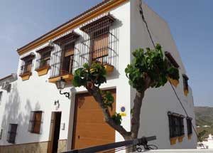 Casa Josefina hele bovenverdieping
