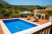 Vakantiehuis Casa Bonita met zwembad in zuid spanje