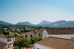 natuur rondom het dorp Villa Nueva del Rosario