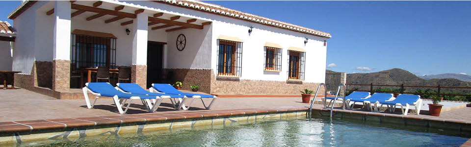 prive zwembad andalusie