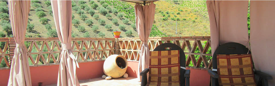 villa guti met terras