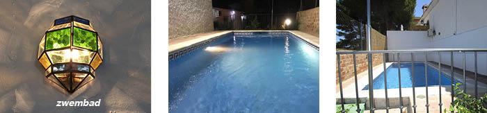 apartamentos redondos zwembad