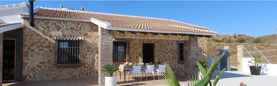 Echt Andalusie - vakantiehuis Casa Salvalex